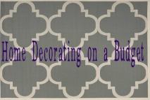 Living Room Ideas: Budget Rugs + WallArt